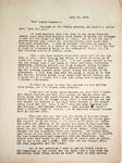 Pennington to His Sister Hannah, July 27, 1948
