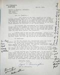 Pennington to Robert Chandler, May 13, 1964