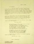Pennington to Daniel Poling, April 2, 1965