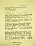 Pennington to Richard Smith, July 25, 1965