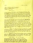 Levi Pennington To John Sullivan, October 23, 1965