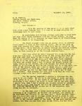 Levi Pennington To M.B. Robbins, December 21, 1965