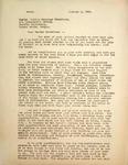Levi Pennington To William H Giersbach, January 6, 1942