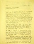 Levi Pennington To Edwin Bronner, January 20, 1966 by Levi T. Pennington