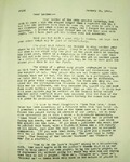 Levi Pennington To Mrs Louise Owen, January 31, 1966