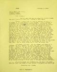 Levi Pennington To Jay W Beede, February 1, 1966 by Levi T. Pennington