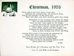 Christmas, 1953