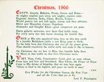 Christmas, 1966