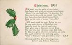 Christmas, 1946