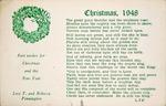 Christmas, 1948