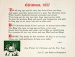 Christmas, 1957