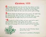 Christmas, 1959