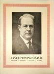 Levi T. Pennington: Educator, Journalist, Preacher, Lecturer