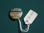 Landon Lapel Pin by George Fox University Archives