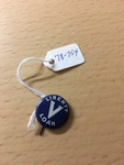 Liberty Loan Lapel Pin