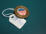 American Shield Lapel Pin by George Fox University Archives