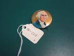 George Washington Lapel Pin by George Fox University Archives