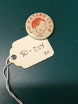 Pie Eaters Club Lapel Pin by George Fox University Archives