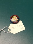 Birthday Lapel Pin by George Fox University Archives