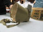 Green Quaker Bonnet by George Fox University Archives