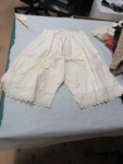 White Cotton Bloomers