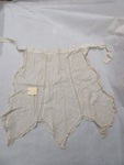 White Cotton Apron by George Fox University Archives