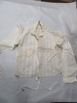White Linen Shirt by George Fox University Archives