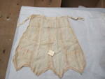 Cream Apron by George Fox University Archives