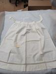 White Cotton Apron