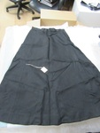 Black Cotton Skirt by George Fox University Archives
