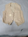 Boy's White Vest by George Fox University Archives