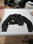 Black Silk Jacket by George Fox University Archives