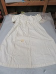 Girls' White Dress by George Fox University Archives