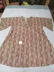 Men's Floral Tunic by George Fox University Archives