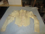 Wedding Gown (1893) by George Fox University Archives