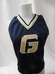 GFU 2009 Cheer Uniform Top by George Fox University Archives