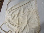 Cotton Apron by George Fox University Archives