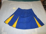Cheerleader Skirt by George Fox University Archives