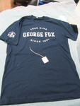 GFU T-Shirt by George Fox University Archives
