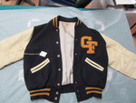 George Fox Letterman Jacket by George Fox University Archives