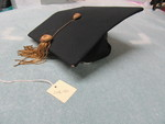 Doctoral Graduation Cap by George Fox University Archives