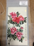 Flowers Watercolor Painting by George Fox University Archives