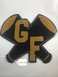 Cheer Patch by George Fox University Archives