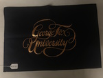 George Fox University Banner by George Fox University Archives