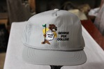 Bruin Golf Hat by George Fox University Archives