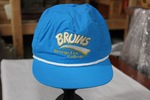 Blue Bruins Hat by George Fox University Archives