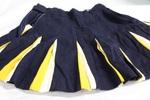 Cheerleader Skirt by George Fox University Archives