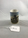 Pacific College Toothpick Holder by George Fox University Archives