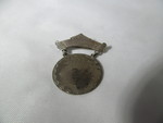 220 Yard Dash Medal by George Fox University Archives