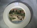 Collector Plate by George Fox University Archives